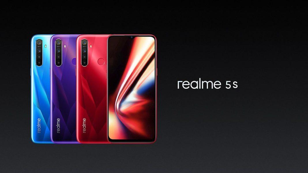Smartphone realme terbaik harga 2 jutaan