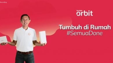 telkomsel orbit