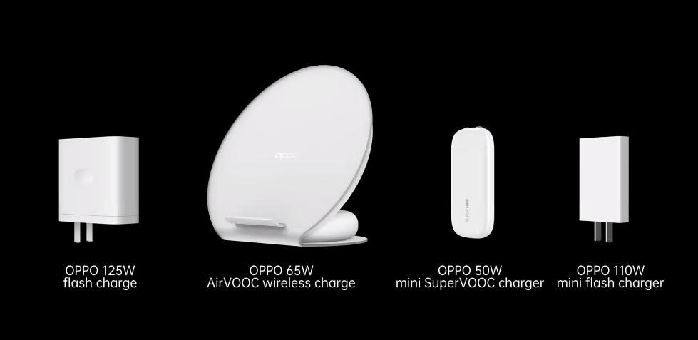 125W Flash Charge OPPO