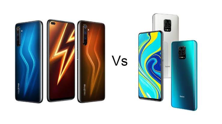 realme 6 Pro vs Redmi Note 9 Pro