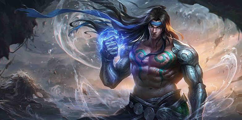 Daftar hero counter silvanna