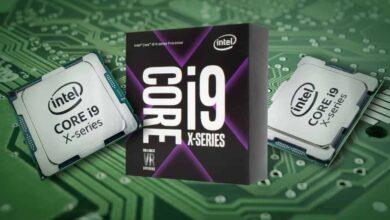 prosesor Intel Core i9