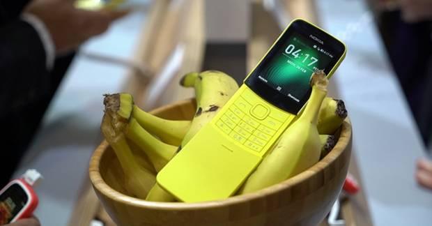 mengenal Nokia Pisang 6300