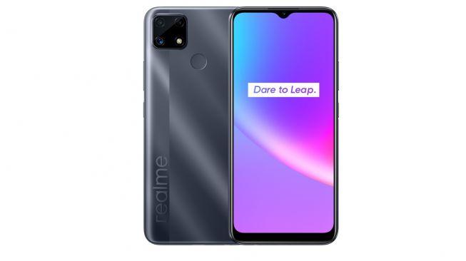 smartphone realme 2 Jutaan terbaik