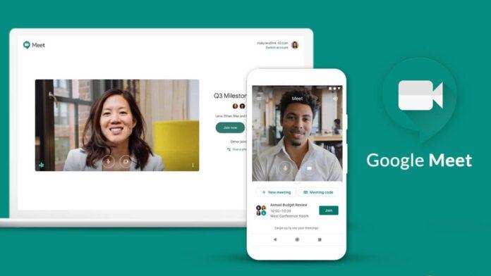 cara aktifkan fitur record di Google Meet