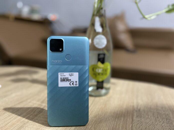 smartphone dengan MediaTek Helio G85 terbaik