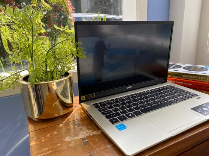 Review Acer Swift 1 Fresh