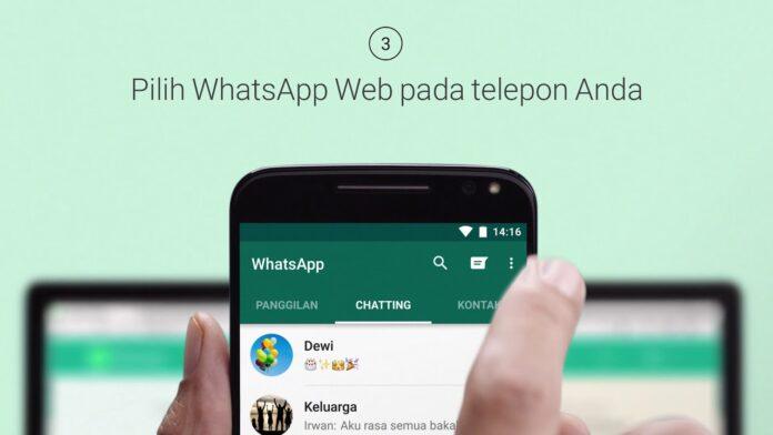 fitur rahasia whatsapp web
