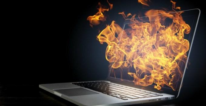cara mengatasi komputer panas