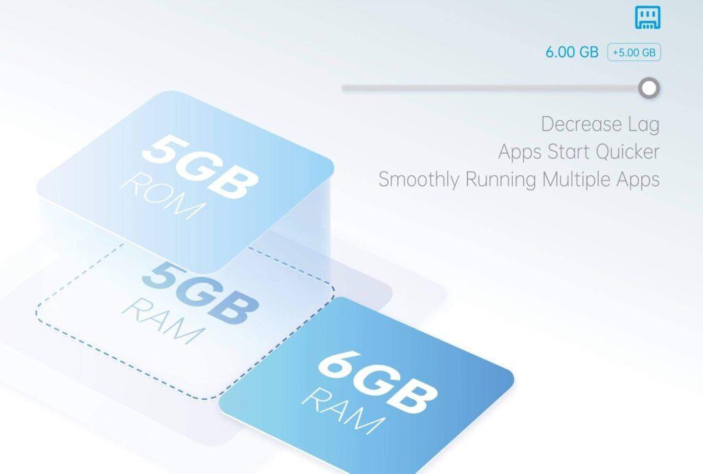 RAM LPDDR4X
