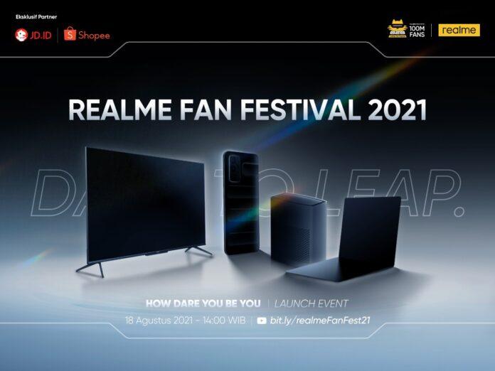 realme Fan fest 2021