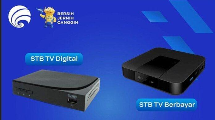 tips membeli STB tv digital
