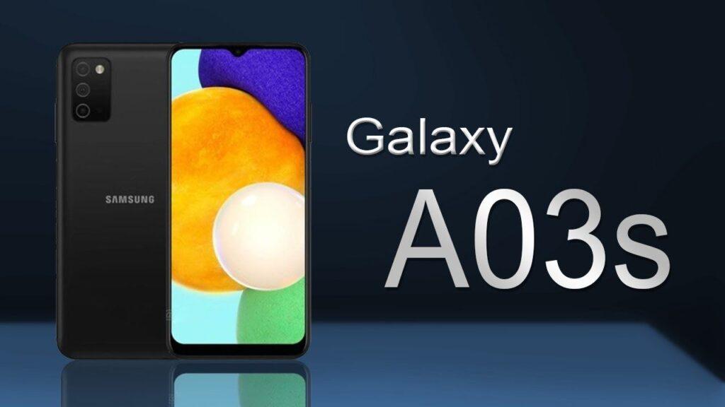 spesifikasi galaxy A03s