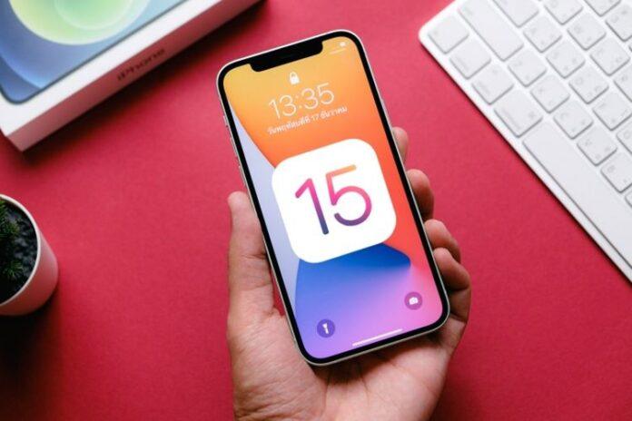 Daftar iPhone Kebagian Update iOS 15