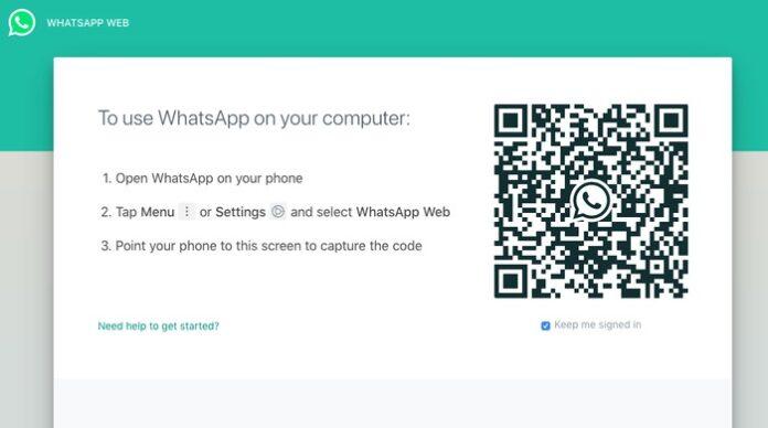 Cara Menyembunyikan Percakapan di WhatsApp Web