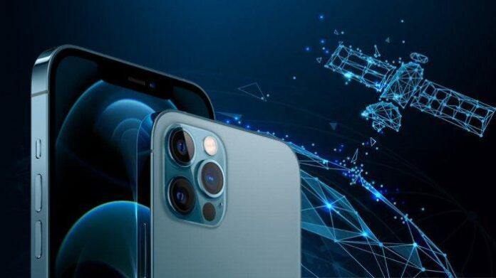 Fitur komunikasi Satelit di iPhone 13