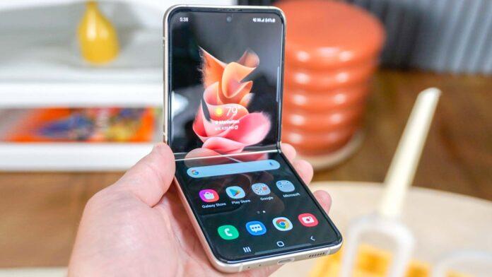 Fitur Samsung Galaxy Z Flip3 5G